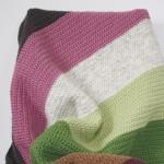 Color Block Blankets