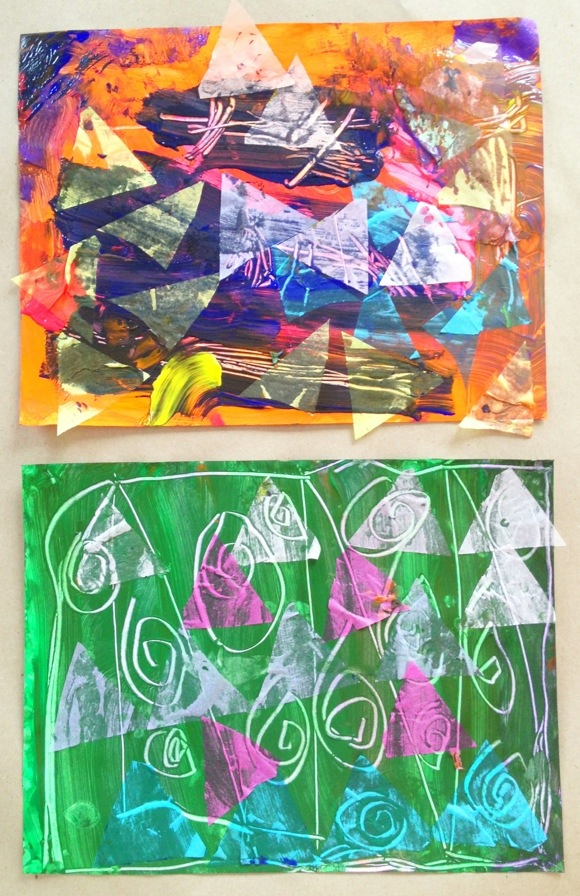 Eric Carle Inspired Easy Crafts For Kids