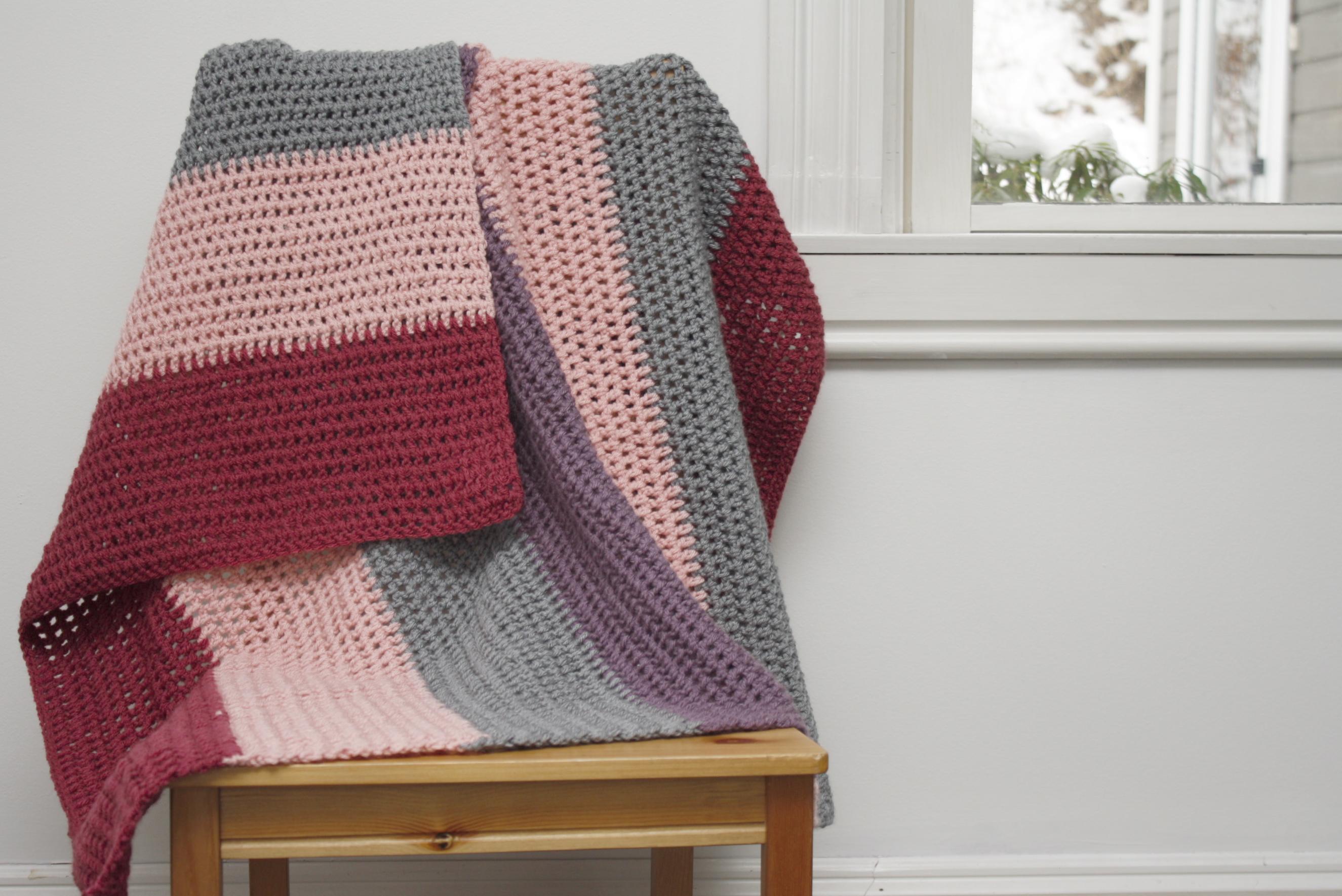 Berry Lovely Blanket