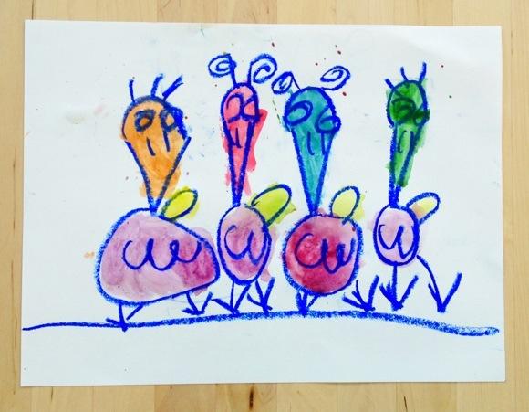 Preschool Art Ideas – Easy Crafts For Kids