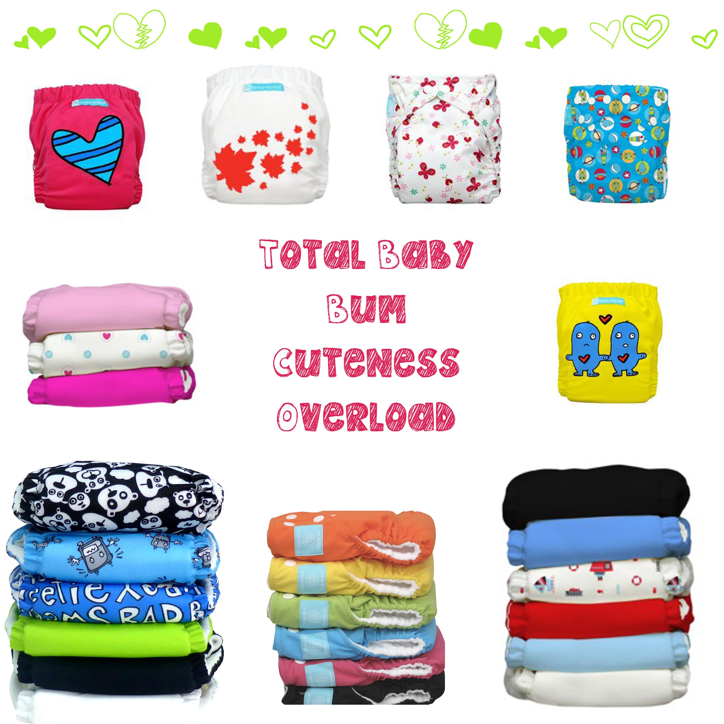 Why I Love Disposable Diapers But Why I'm Also Considering The Switch