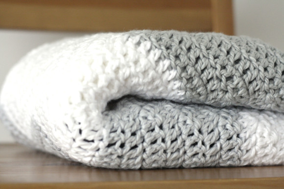 Free Chunky Crochet Throw Pattern Craftbnb