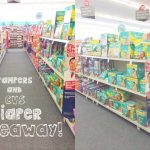 Pampers and CVS: A Giveaway! (And my current favorite video of Grace!)
