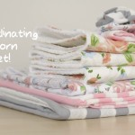 DIY Coordinating Newborn Gift Set