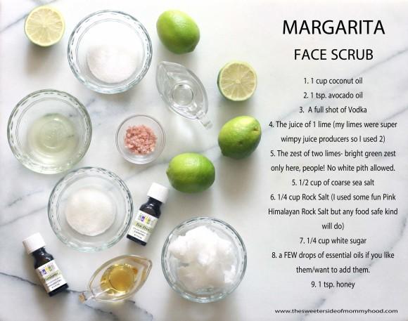 Margarita Face Scrub009