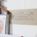 Mushybooks {Modern Baby Books} – Finally!