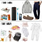 What's In My Hospital Bag: For Mom
