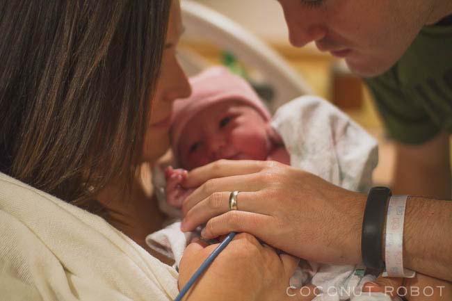 Sally Lyn : A Photo Birth Story