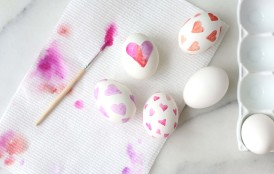 Valentine's Day (Easter) Eggs