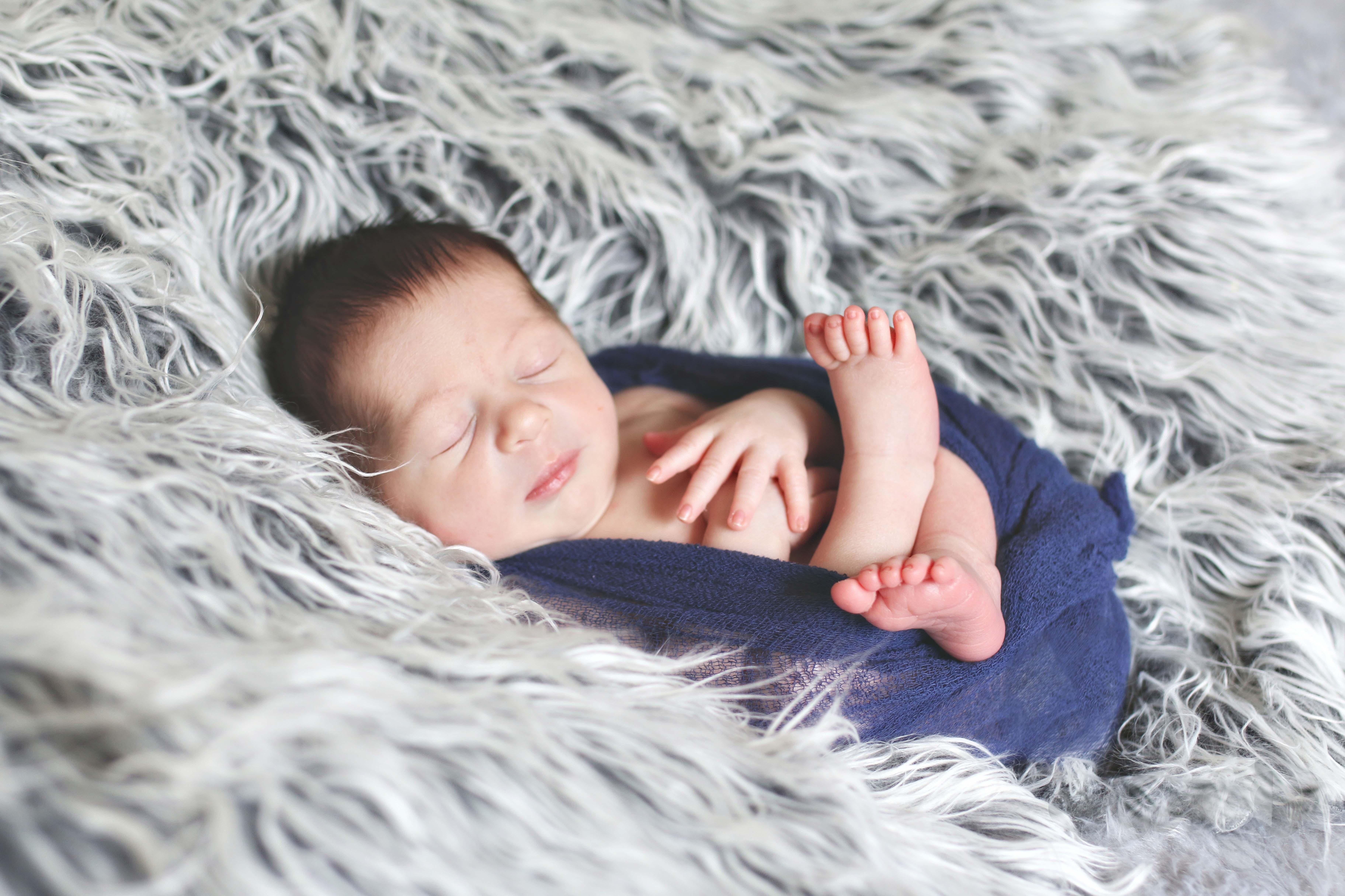 Newborn Landon : Pittsburgh Newborn Photographer