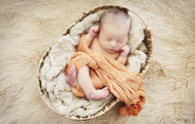 Newborn Gabriel : Pittsburgh Newborn Photographer