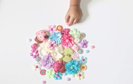 DIY Hairbows (Because with three girls, can you ever really have enough?!)