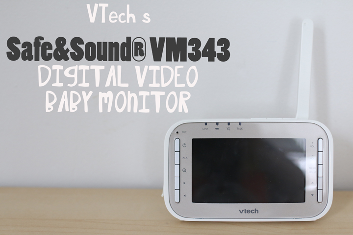 Capture The Moment: The VTech Video Monitor I've Been Obsessing Over