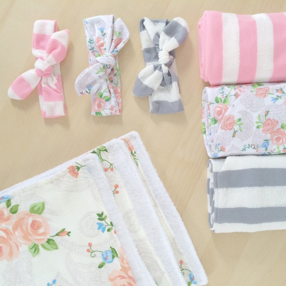 Unique Homemade Baby Gift Ideas : Handmade baby gift idea roundup