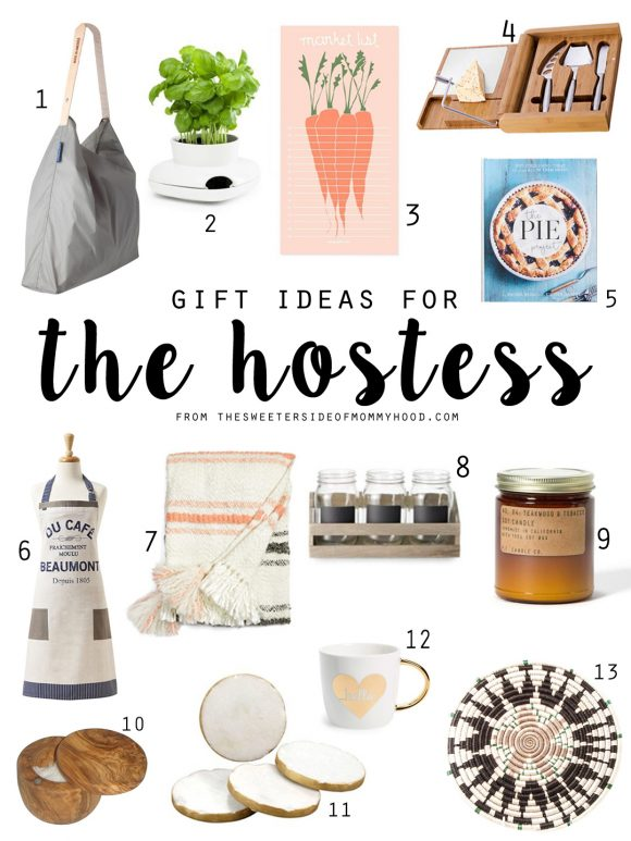 2016 Sweeter Side Gift Guides : For The Hostess