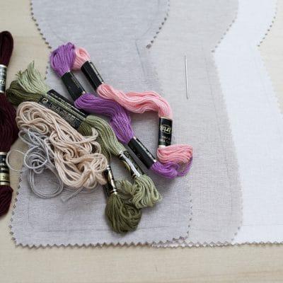 Cloth Doll Bunny Tutorial: Part 1