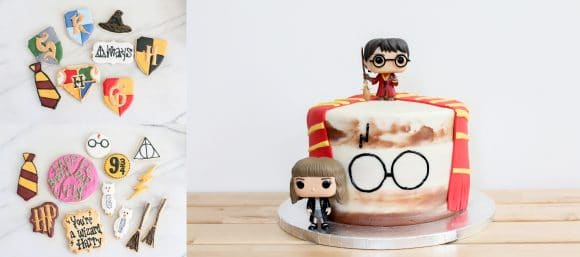 How To Throw The Best DIY Harry Potter Birthday Party Ever