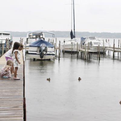 Family Scrapbook: Lake Chautauqua