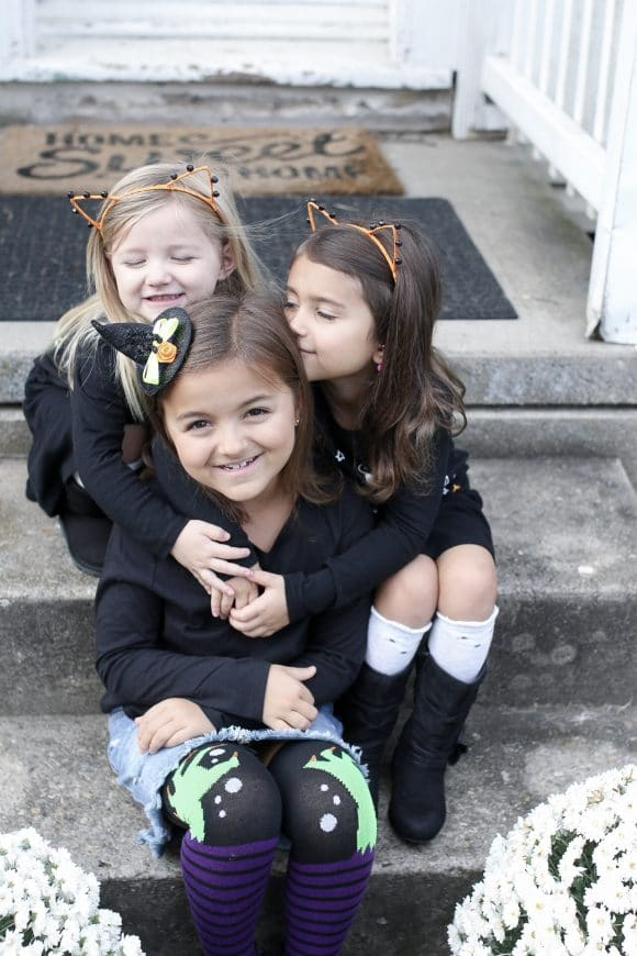Raising Little Witches