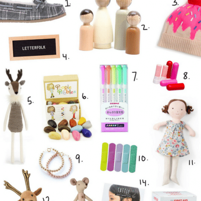 The Gift Guide Post | 2017 | For Stockings, Kids, Mom, Dad, and Dog Lovers