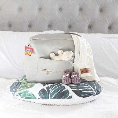 What I *Always* Have In My Diaper Bag