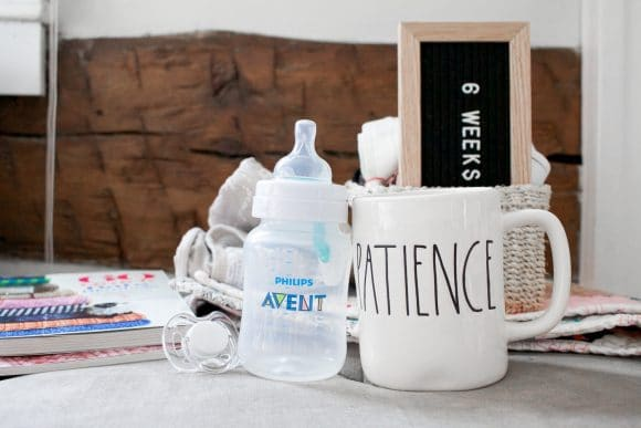 Bottle Baby: Finding Out That Philips Avent Works For Olive