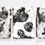 Fall Leaf Monoprint Process Art Lesson