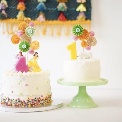 Sally and Olive : Hatch Art Studio Birthday Party