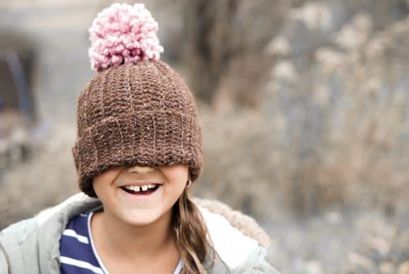 The Easy Crochet Hat Method