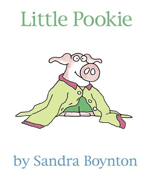 Wordy Wednesday: Little Pookie