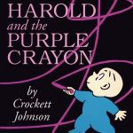 Wordy Wednesday: Harold and the Purple Crayon