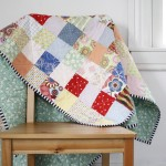 Finished Quilts and an easy craft for kids – Coaster Christmas Presents