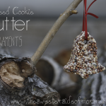 Birdseed Cookie Cutter Ornaments