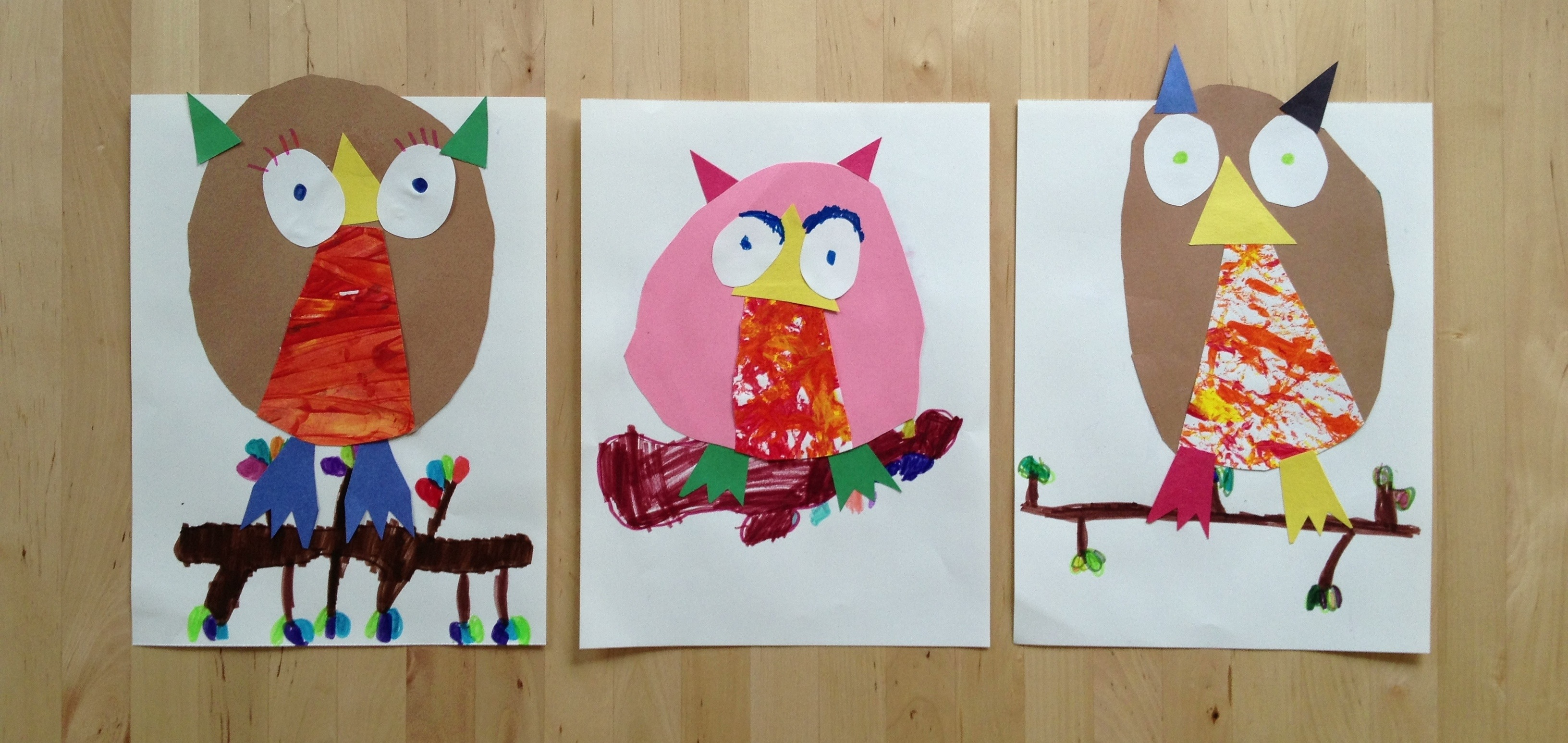 Marble Painting Easy Craft For Kids