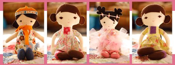Four Dollies
