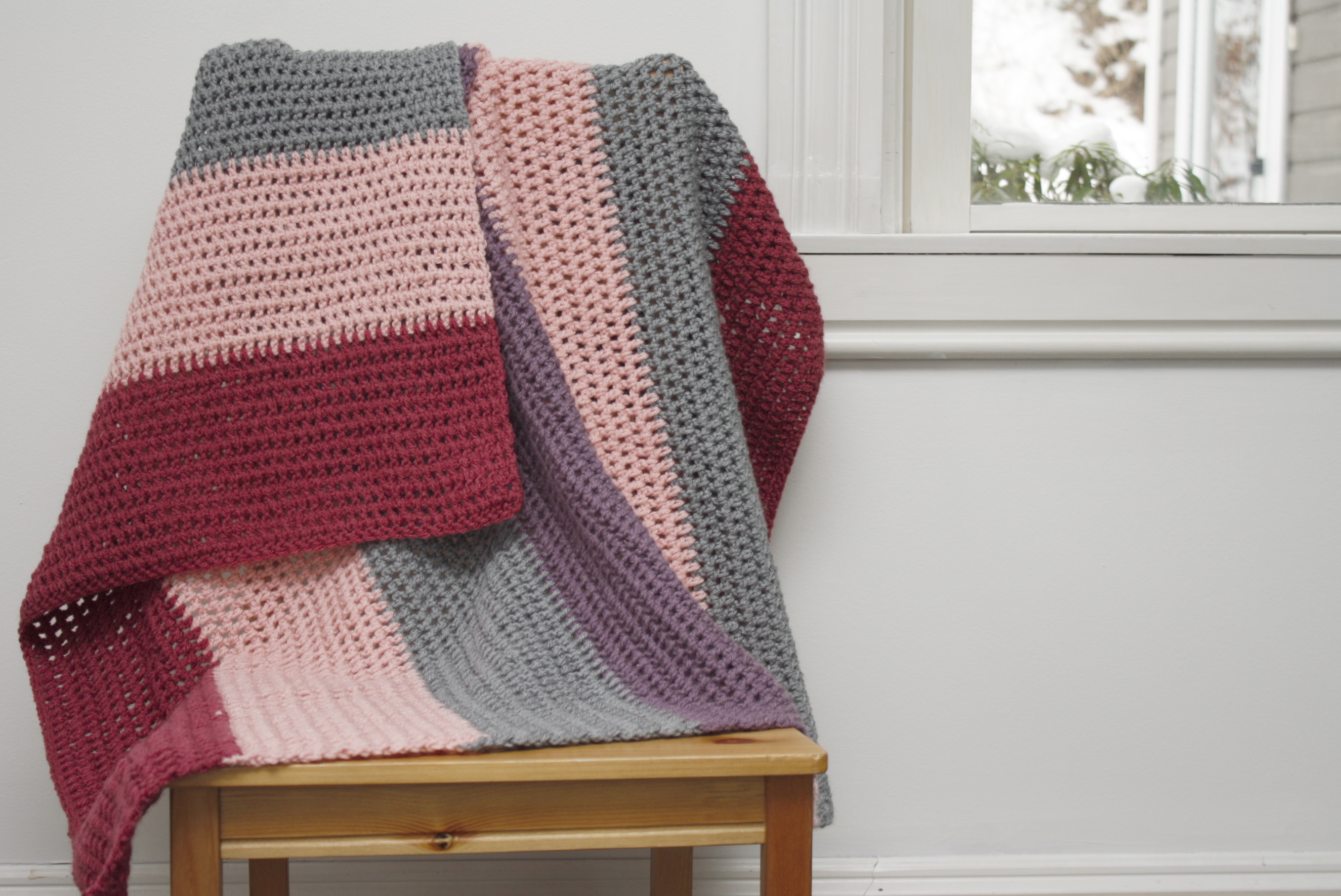 Berry Lovely Blanket