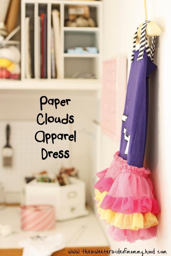 Paper Clouds Apparel Dress Copy