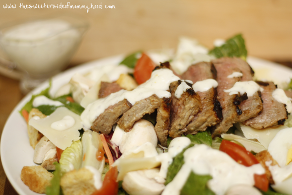 Steak Salad 1