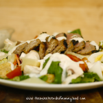 Dijon Peppercorn Steak Salad