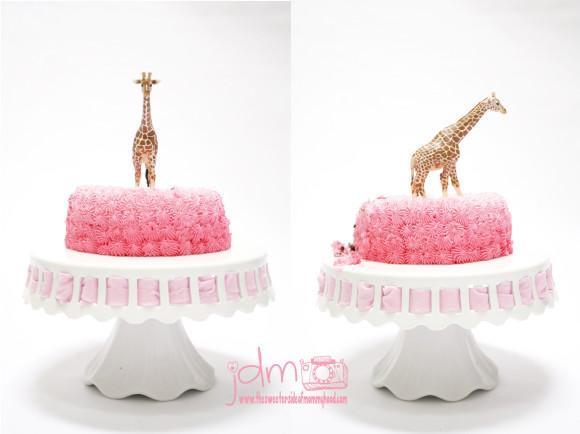 G's Giraffe Cake