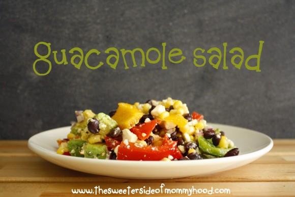 Guacamole Salad 1