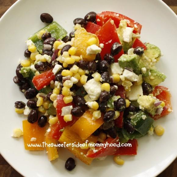 Guacamole Salad 3