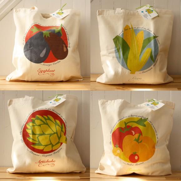 Tote Bags DKC
