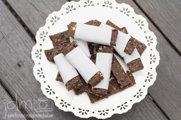 Brownie Granola Bars001