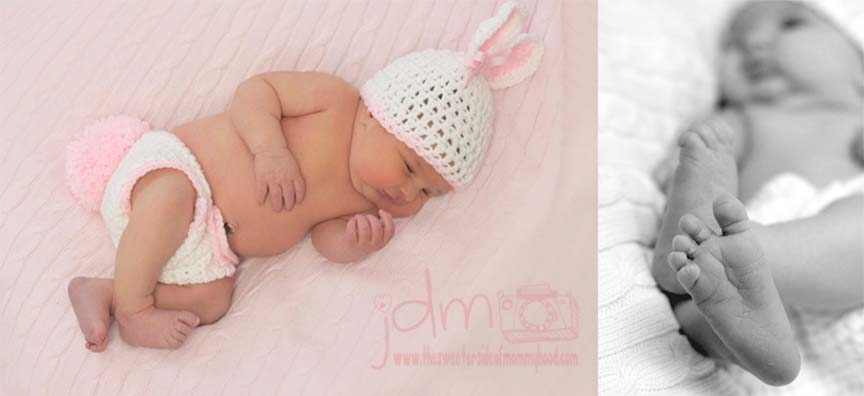 Newborn Session: Baby L