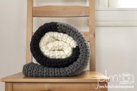 chunky crochet blanket002
