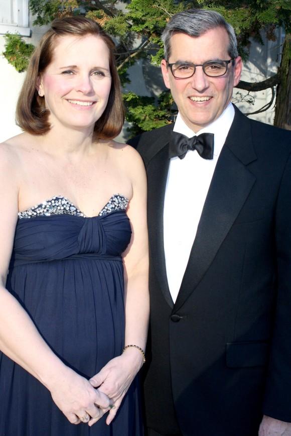 Mom and Dad Black Tie
