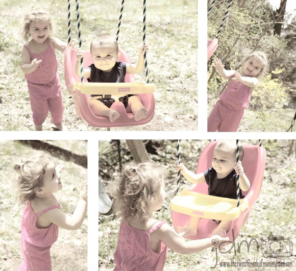 Swing Collage