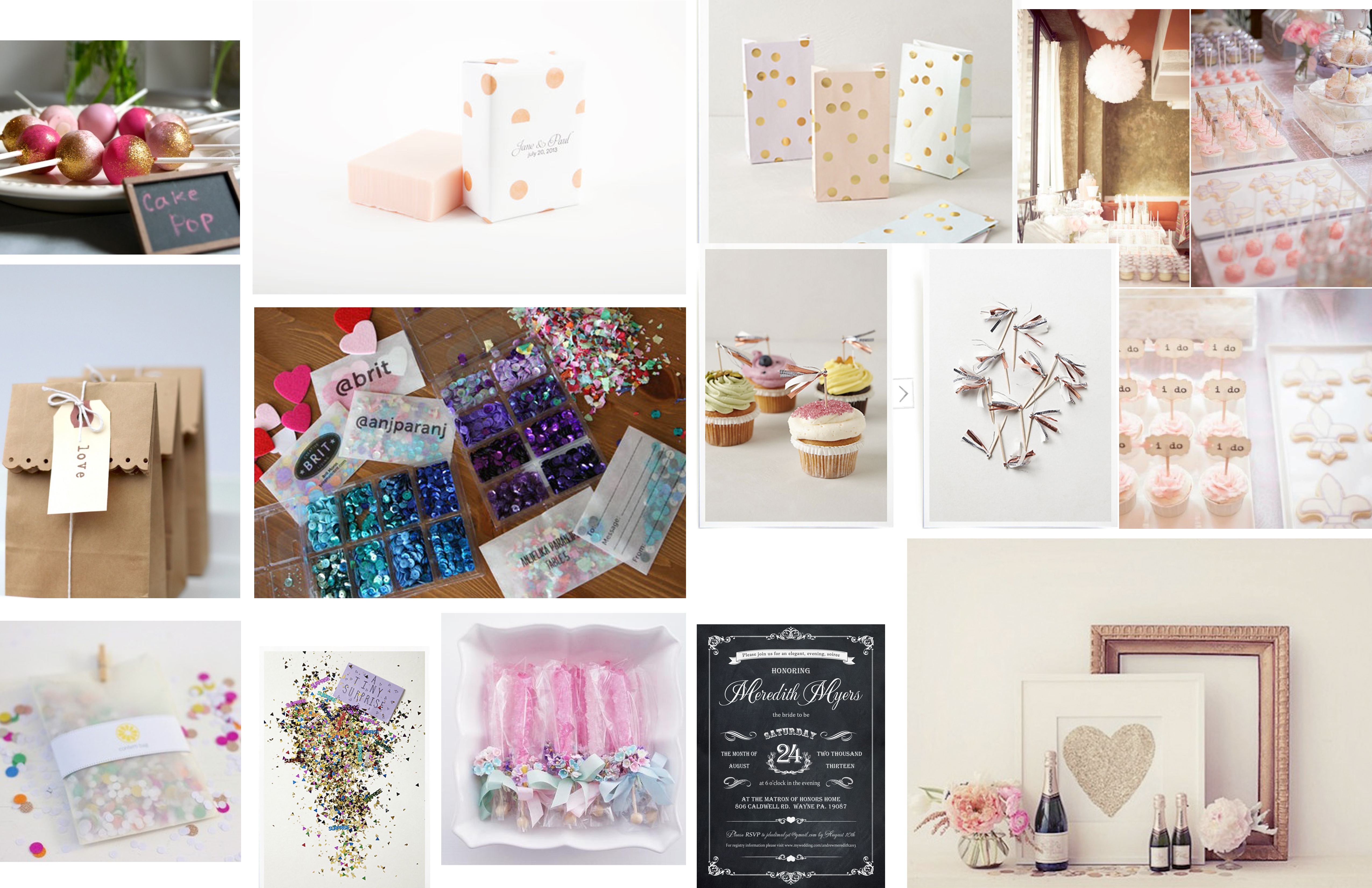 10 Tips for Perfect, DIY, Bridal Shower Invitations