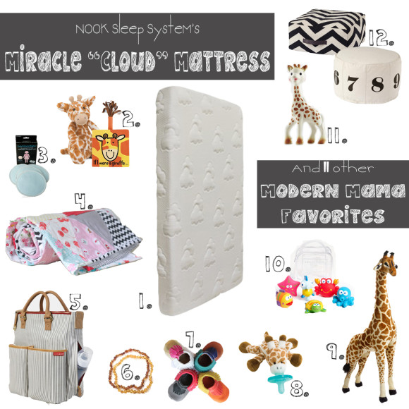 Modern Mama Favorites Graphic